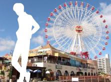 北谷町美浜や沖縄市のミュージックタウンへのアクセスへは最適な立地